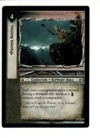 LORD OF THE RINGS LoTR 8R24 PROMISE KEEPING SIEGE OF GONDOR TRADING CARD CCG