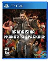 Dead Rising 4 : Frank's Big Package (PS4) BRAND NEW / Region Free