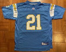 Ladainian Tomlinson San Diego Chargers Youth Size XL Powder Blue Football Jersey