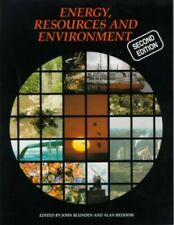 Energy, Resources & Environment, 2nd edn (Open Uni... by Blunden, John Paperback