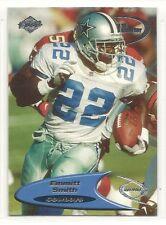 1998 Collector's Edge Odyssey 1st Quarter - #38 - Emmitt Smith - Dallas Cowboys