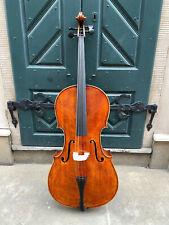 Sehr schöner alter Cello im Hellen Kastanien Braun 123cm.