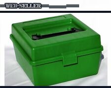 NEW Ammunition Box - 100 Rounds - 22-250,220,240 -See item for more ammo sizes