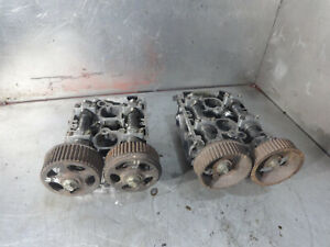 Subaru Impreza 1993-1996 WRX STI V1-3 Turbo classic pair of Cylinder heads 2
