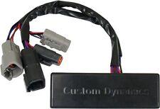 Custom Dynamics Magic Strobe Brake Light Flasher 11-17 Harley FXS Softail Slim