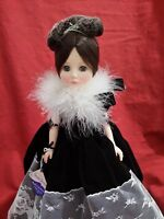 """VTG EFFANBEE DOLL COLLECTION OF GRANDES DAMES NIGHT AT THE OPERA 19"""" Sleepy Eyes"""