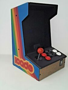 WORKING ION iCade Tabletop Arcade Gaming Cabinet For iPad Tablets & Android Also