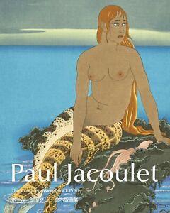 Paul Jacoulet The Komplett Farbholzschnitte Japanische Ukiyo-E Kunst Buch Neu
