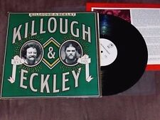 ROCK KILLOUGH & DAN ECKLEY Epic  NM wlp PROMO Bobby Wood BOBBY EMMONS insert