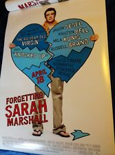 Forgetting Sarah Marshall * One D/S Original Movie Promo Poster * Free Shipping
