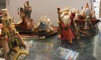 Krystonia Lot of 4 Fantasy Models Made in England 082217KSL