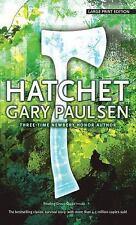 Hatchet: By Paulsen, Gary