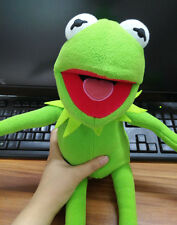 "18"" Kermit Sesame Street Muppets Kermit the Frog Stuffed plush toy new"