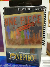 One Piece Punk Hazard Official Anime & Manga Playing Cards