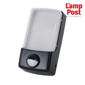 Timeguard LED88PIRN 6.5w LED Outdoor Light with PIR & Dusk to Dawn Sensor