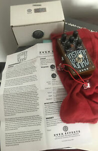 ZVEX Instant Lo-Fi Junky Vexter Pedal
