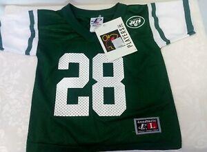 Vintage Logo Athletic Football Jersey New York Jets Curtis Martin Infant 18-24M