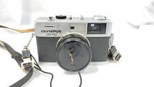 Vintage Olympus 35 Rc 35mm Rangefinder 35mm Film Camera w/Zuiko 42mm f2.8 Lens