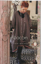 PATTERN - Abacorn Tunic - women's sewing PATTERN from Tina Givens
