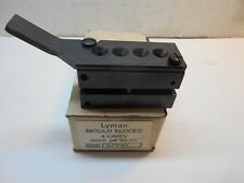 Lyman 4 cavity bullet mold group-A mold no-35891