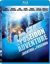 NEW BLU-RAY - POSEIDON ADVENTURE - Gene Hackman, Ernest Borgnine, Red Buttons, C
