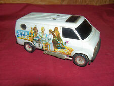 1977 Star Wars Toy Van General Mills Fun Group Kenner Old Collectible Vehicle 77