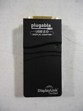 Plugable UGA-2K-A USB 2.0 Display Adapter