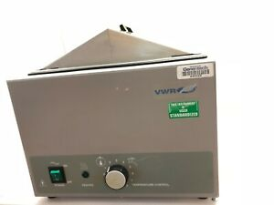 VWR Scientific Products Water Bath Model 1213 With Warranty