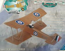 1/32 scale Sopwith Pup Die Cast Model By Gearbox compatible with Corgi, Britains