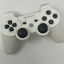 Sony PlayStation PS3 Dualshock 3 Sixaxis Wireless Controller White