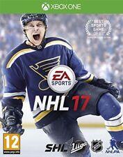 NHL 17 (Xbox un) Nouveau & scellé