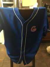 Sce Vintage Goose Island Brewery Baseball Jersey- wrigleyville cubs M-L