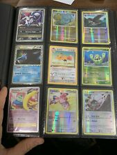 Pokemon Cards Binder 1st, Reverse E Series Diamond Pearl Lv X Holo, All Included
