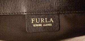 Furla genuine leather handbag (new).