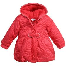 LITTLE MARC JACOBS BABY CORAL QUILTED PADDED JACKET COAT 2 YEARS