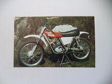advertising Pubblicità 1975 MOTO TGM ABBRANDINI 50