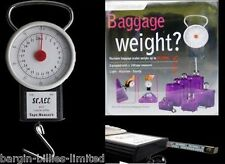 32kg Hanging Luggage or Fishing Weighing Scales Scale