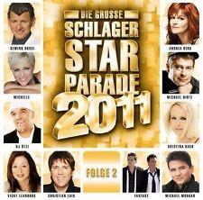 Various - Die Grosse Schlager Starparade 2011-Folge 2 - CD