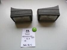 OPEL KADETT E SET = 2* Bosch Nebelscheinwerfer links + Rechts + Gehäuse NEU OEM