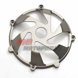 Titanium For Ducati Billet Clutch Cover For Monster S4RS S2R 1100 900ie CC15