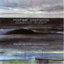 Michael Occhipinti - Creation Dream: Songs of Bruce Cockburn [New CD]