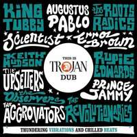 Artistes Divers - This Is Trojan Dub Neuf CD