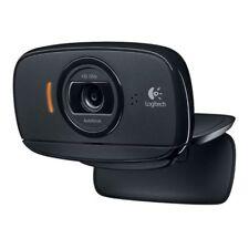 Logitech 960-001064 HD Webcam C525 Black E