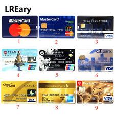 Bank Card USB Memory stick Citi Credit cards USB Flash Drive 64gb Pendrive 4GB 8