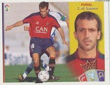 PUNAL # ESPANA CA.OSASUNA LIGA 2003 ESTE STICKER CROMO