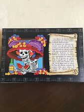 "Day of Dead Gift Card Pop-Up Altar Dia De Muertos ""La Catrina"""