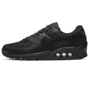 Nike air max 90 uomo Nero CN8490-003 41 42 43 44 45 scarpe sportive ginnastica