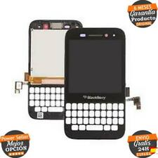 Pantalla Completa BlackBerry Q5 Negro Original Nuevo