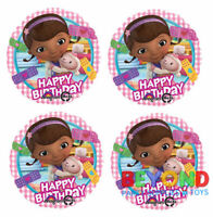 Doc McStuffins Happy Birthday Party Sparkle Mylar Foil Balloon 18""