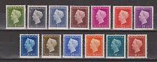 NVPH Netherlands Nederland 474 - 486 MLH Koningin Wilhelmina 1947-1948 Pays Bas